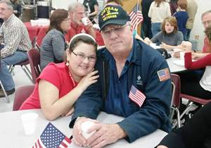 Cabot Schools Honor Military Heroes this Veterans Day - Photo Albums