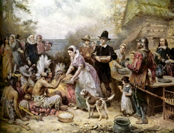 The History of Thanksgiving Day - Rooted in Faith - U.S. News - News - Catholic Online