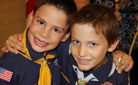 Cub Scouting (Ages 8 through 10)