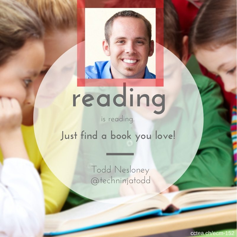 Throw out your reading program & get psyched about reading