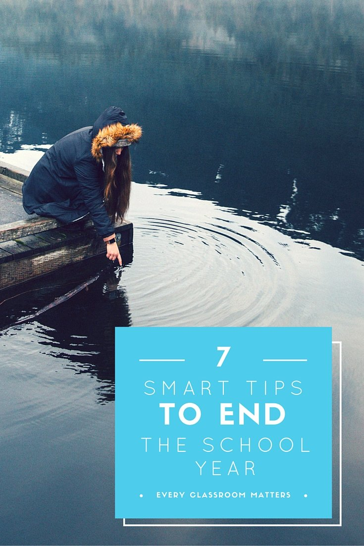 7 Smart Tips for Wrapping Up the School Year (and Get a Head Start on Next Near) @coolcatteacher