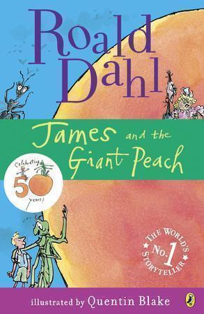 Roald Dahl's 'James and the Giant Peach' turns 50 - crackingthecover.com