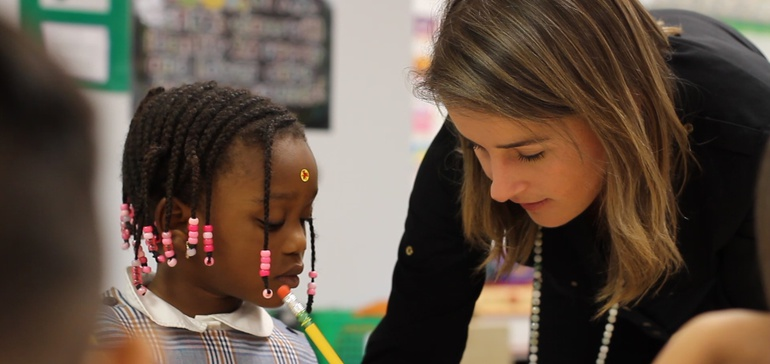 Relay Graduate School trains pre-K teachers, but awareness of its approach remains limited