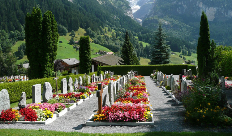 How To Choose A Cemetery After A Death