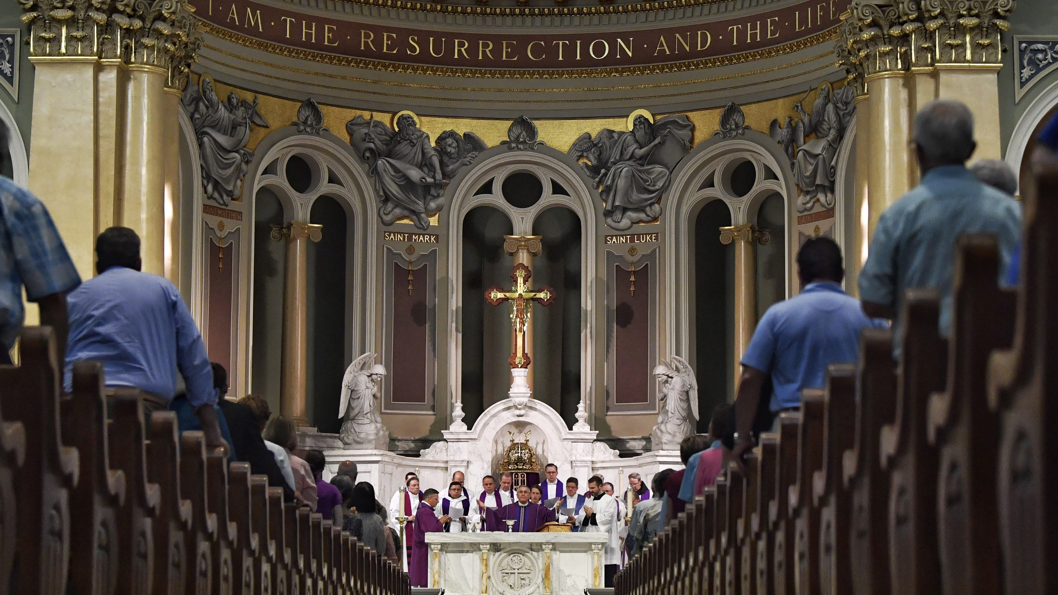 Roncalli, Pennsylvania cases stir strong reactions from local Catholics