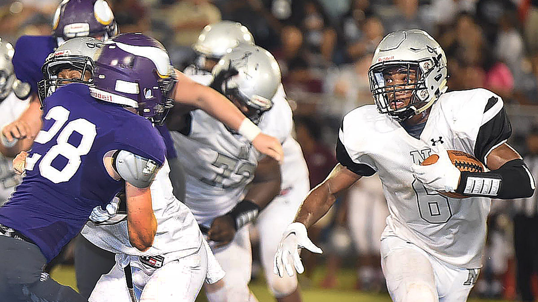 Northwest comes out on top of quarterback duel with Opelousas Catholic