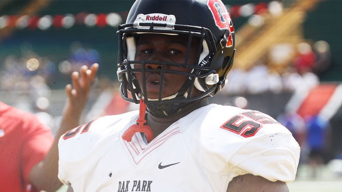 Oak Park's Rayshaun Benny 'committing soon,' has Michigan, Michigan State in top 4