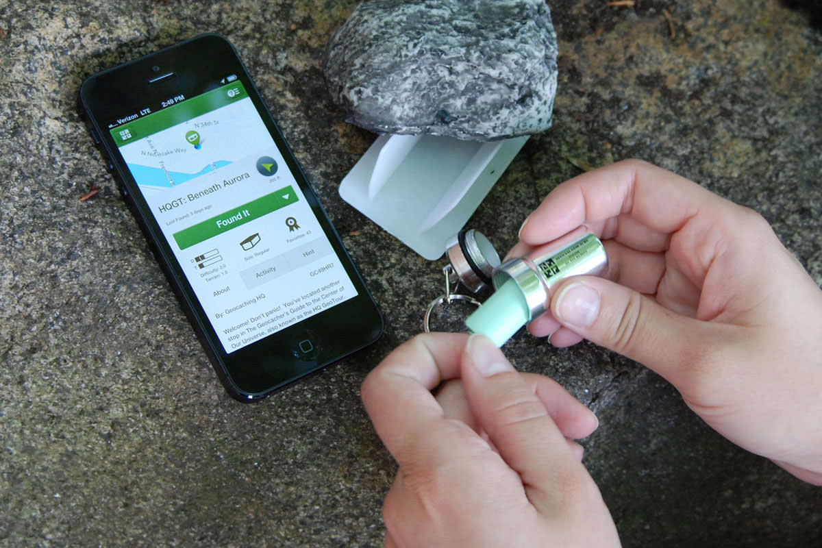 Get the free Official Geocaching app and join the world's largest treasure hunt.