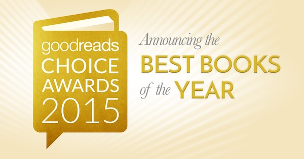 Best Books 2015 — Goodreads Choice Awards
