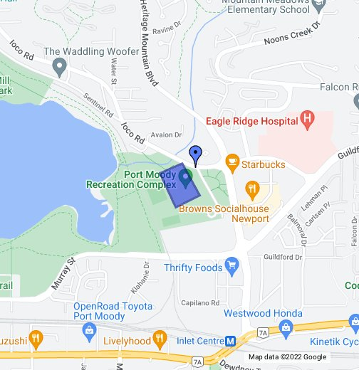 Port Moody Recreation Complex