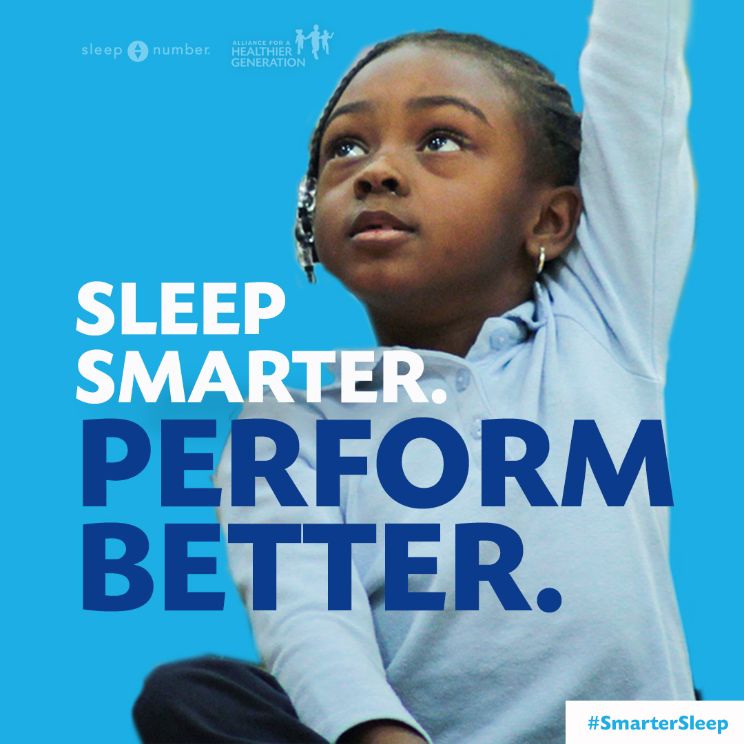 Is Your Child Getting Enough Sleep to Perform at His or Her Best?  How Kids Can Sleep Smarter and Perform Better  | Alliance for a Healthier Generation
