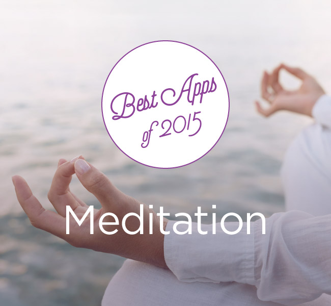 The Best Meditation iPhone and Android Apps of the Year