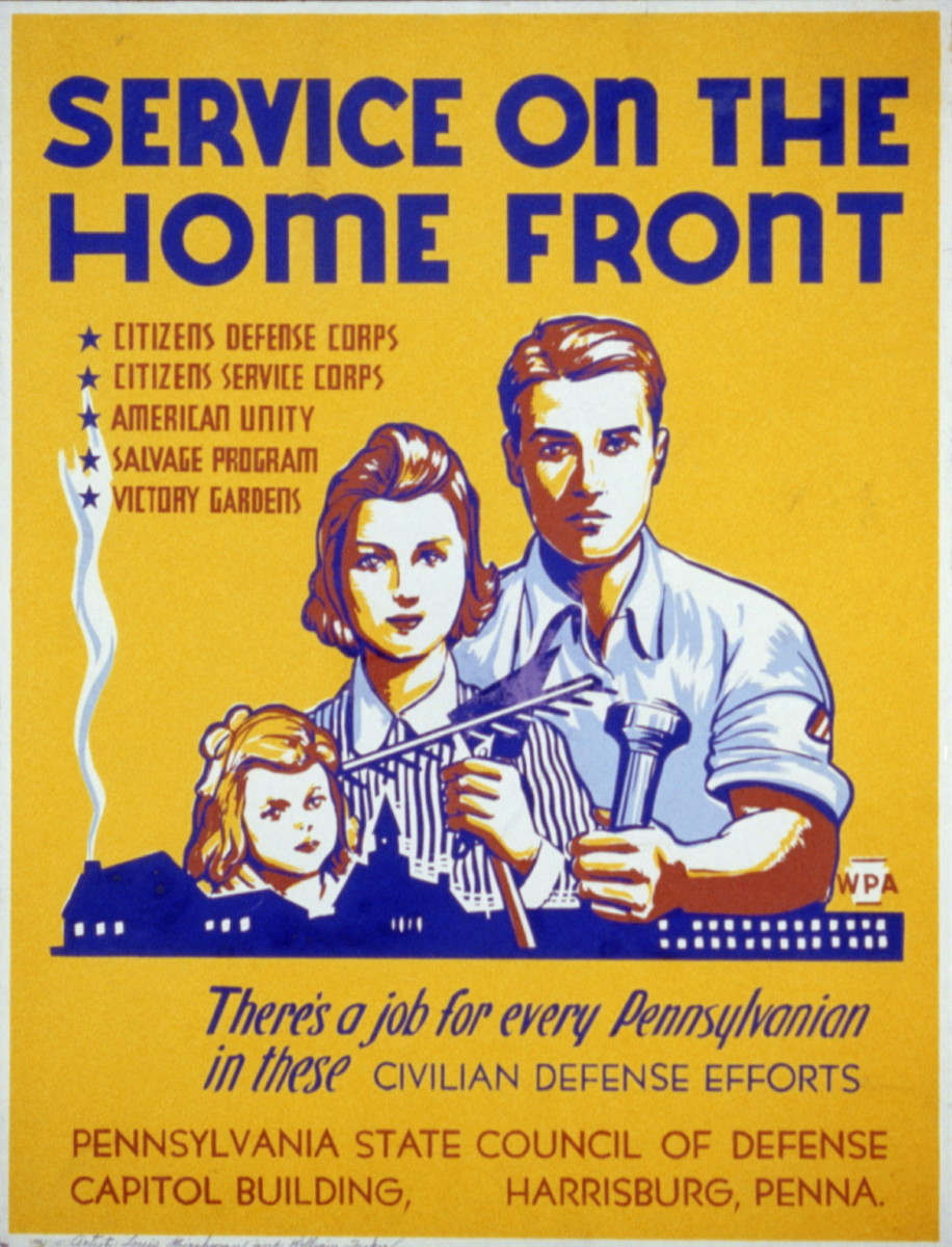 The U.S. Home Front During World War II