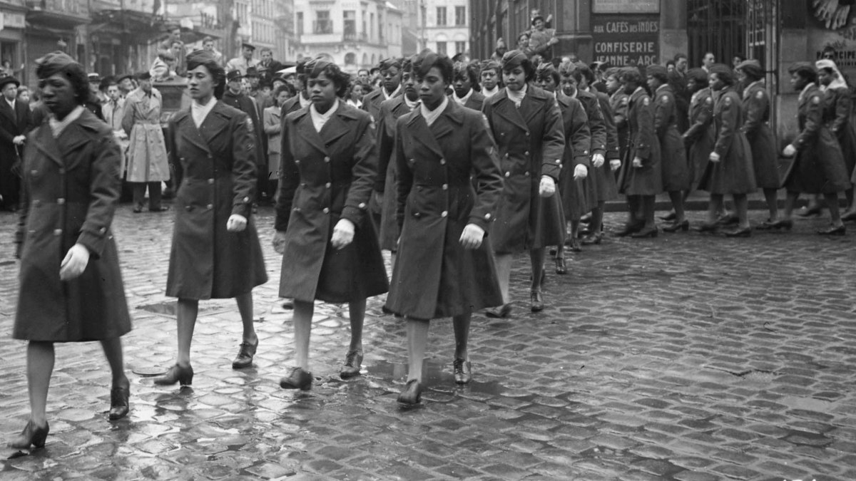 WWII Mail Delivery Would Have Been a Mess Without These Black Female Army Heroes