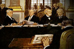 Treaty of Versailles Ends World War I — History.com Video