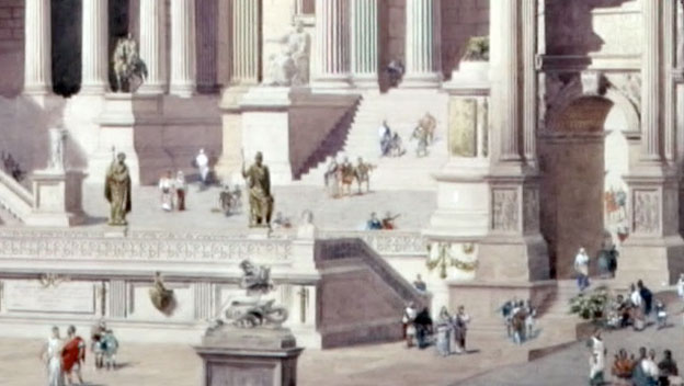 Evolution of the Roman Forum Video - Ancient Rome - HISTORY.com