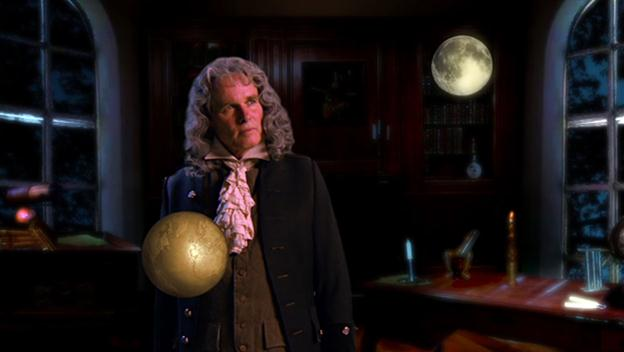 Beyond the Big Bang: Sir Isaac Newton's Law of Gravity Video - Enlightenment - HISTORY.com