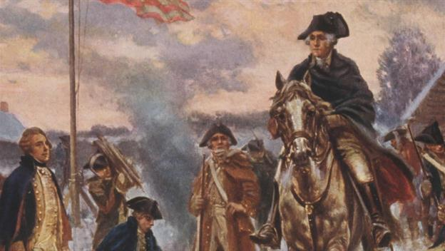 George Washington at Valley Forge Video - George Washington - HISTORY.com