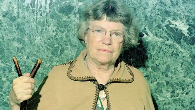 Margaret Mead Speaks at First Earth Day Video - Earth Day - HISTORY.com