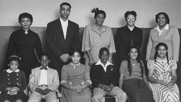 Brown v. Board of Ed is decided - May 17, 1954 - HISTORY.com