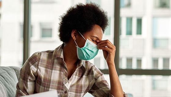 How to Deal with Coronavirus Burnout and Pandemic Fatigue