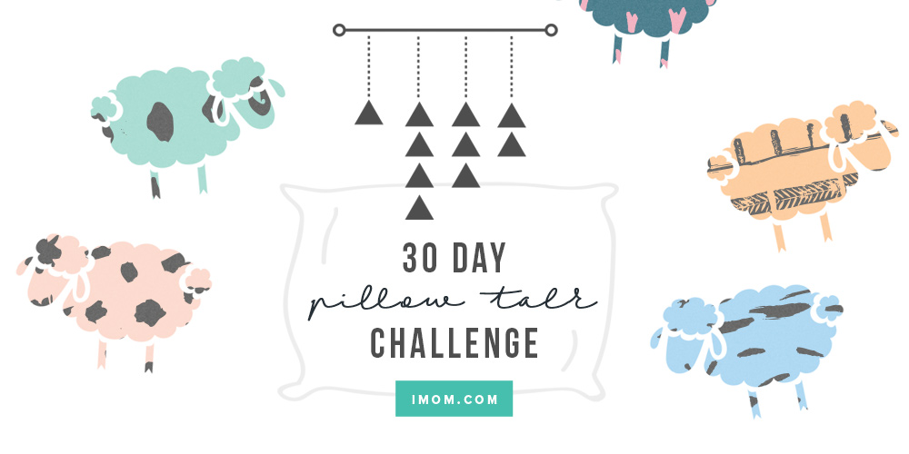 30 Day Pillow Talk Challenge - iMom
