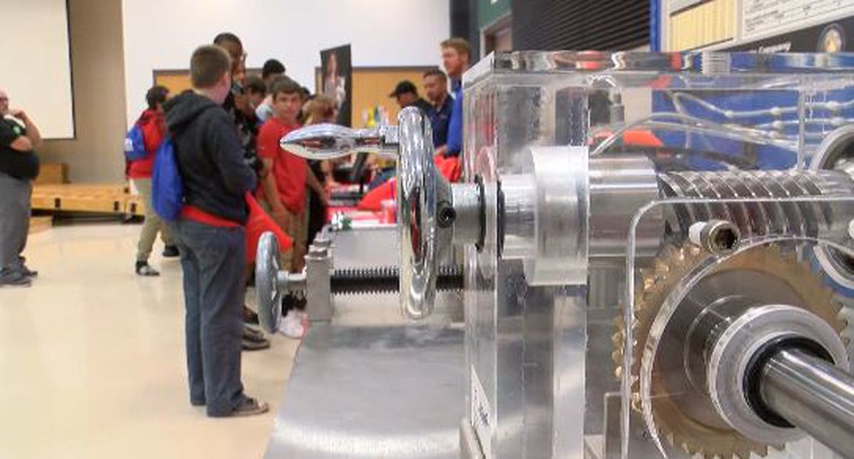 Students take part in Manufacturing Day at CTC