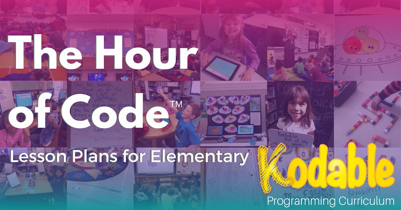 Hour of Code | Kodable - Programming for Kids