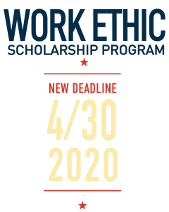 Work Ethic Scholarships
