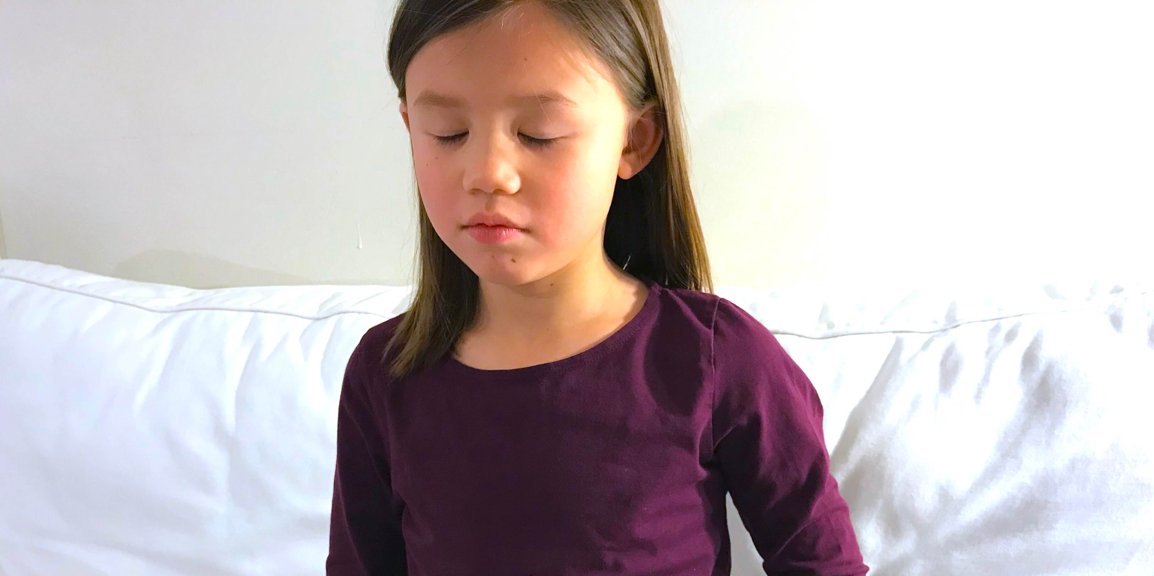Two Bellies, Two Hands, Two Breaths - Mindful Schools