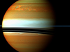 NASA - NASA Spacecraft Sees Huge Burp at Saturn After Large Storm
