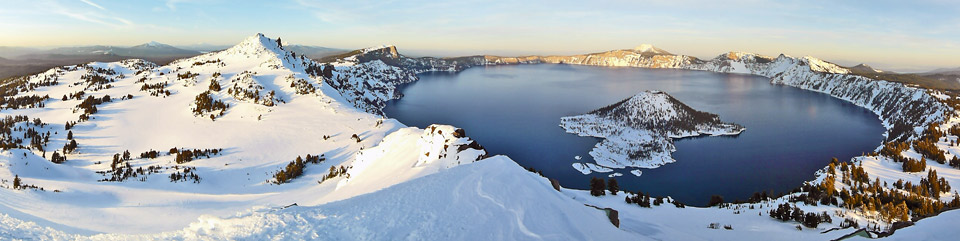 Crater Lake National Park (U.S. National Park Service)