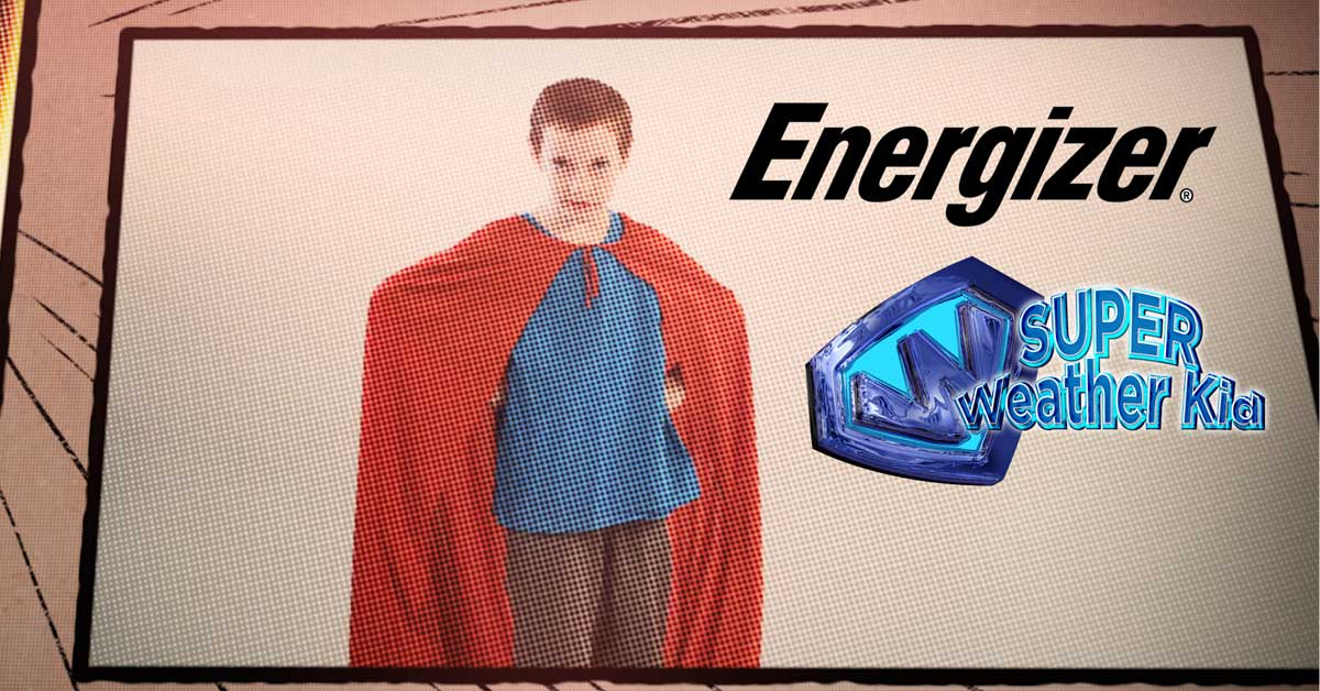 Energizer Super Weather Kid