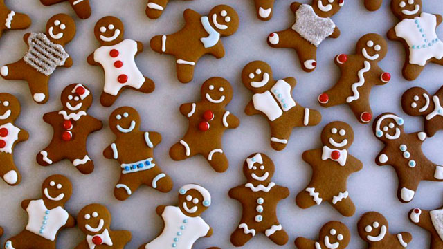 History of Gingerbread | The History Kitchen | PBS Food