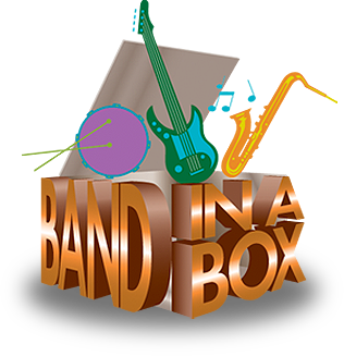 PG Music - Band-in-a-Box, RealBand and more