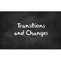 Transitions and Changes
