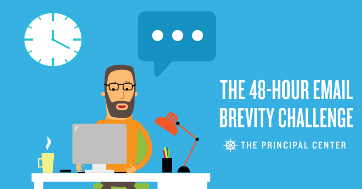 The 48-Hour Brevity Challenge - The Principal Center