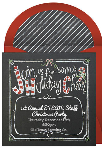 1st Annual STEAM Staff Christmas Party