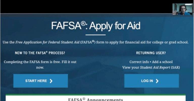 How To Apply For FAFSA: A Step by Step WalkThrough