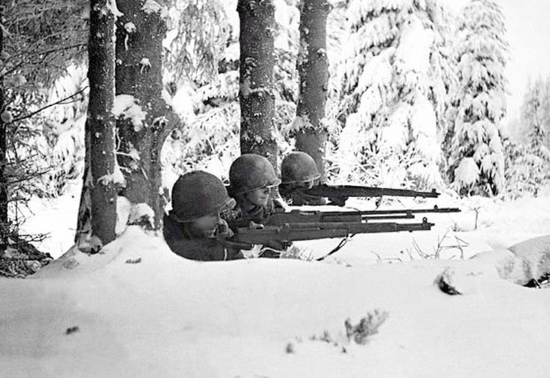 Battle of the Bulge - WW2 Timeline