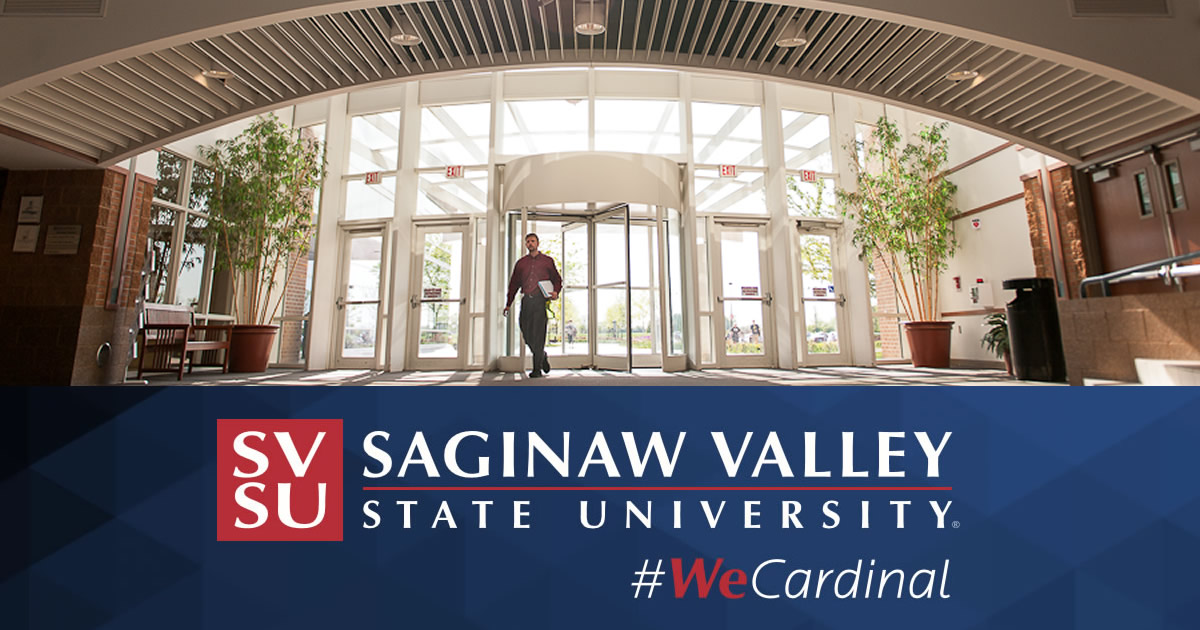 Commencement - We Graduate - Saginaw Valley State University