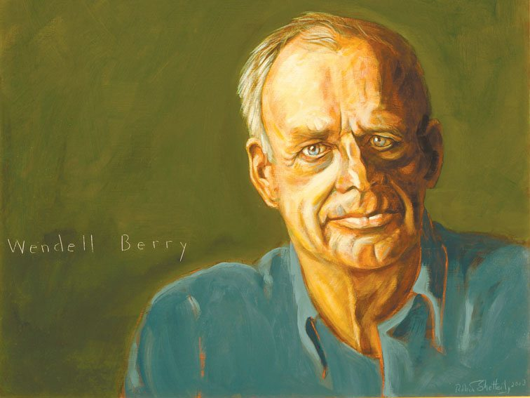 Start Small: A Wendell Berry Commencement Address