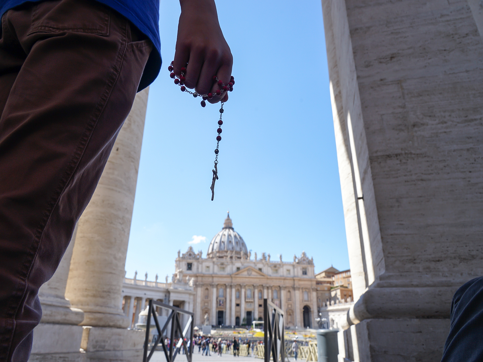Vatican Grants Emergency Plenary Indulgence for Divine Mercy Chaplet