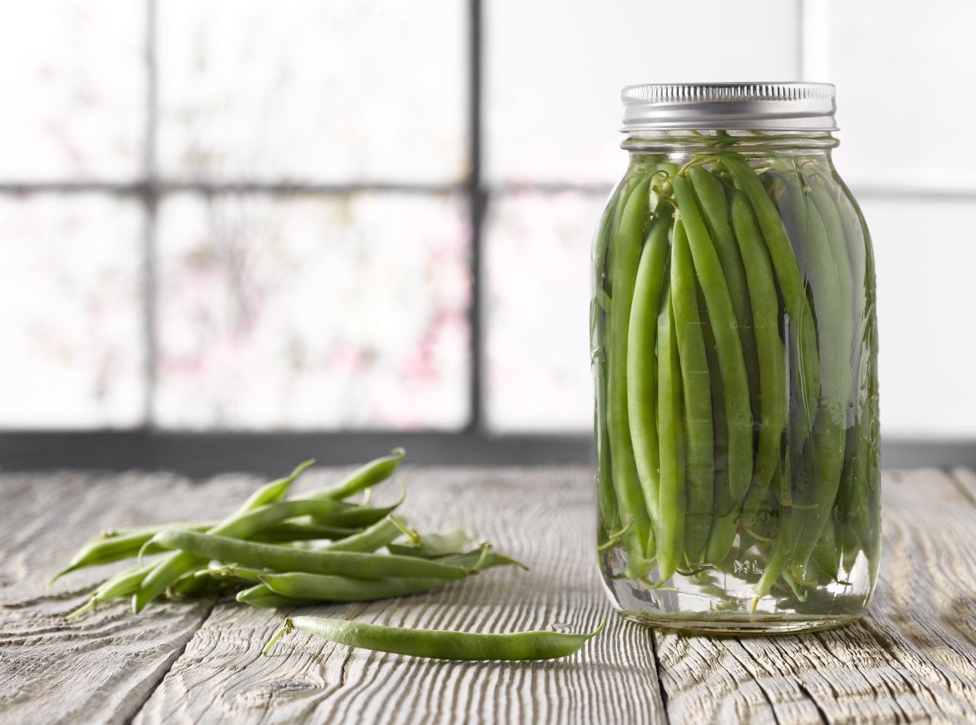 Easy Picked Green Beans