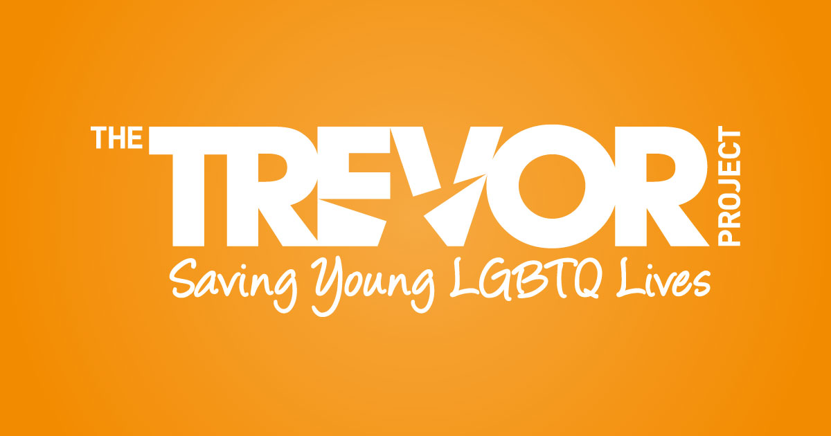 The Trevor Project — Saving Young LGBTQ Lives