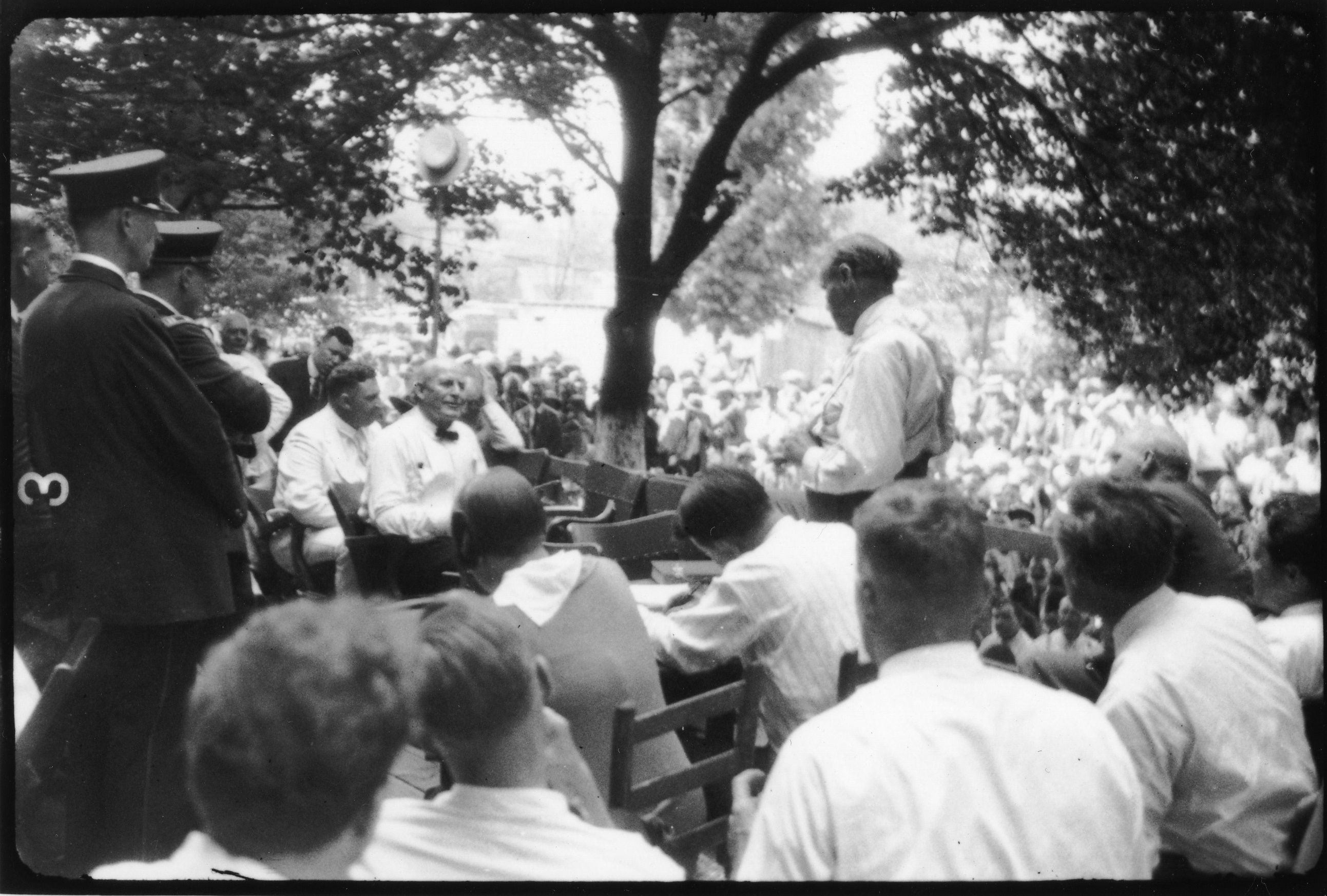 The Scopes Trial: Creationism vs Evolution in Public School