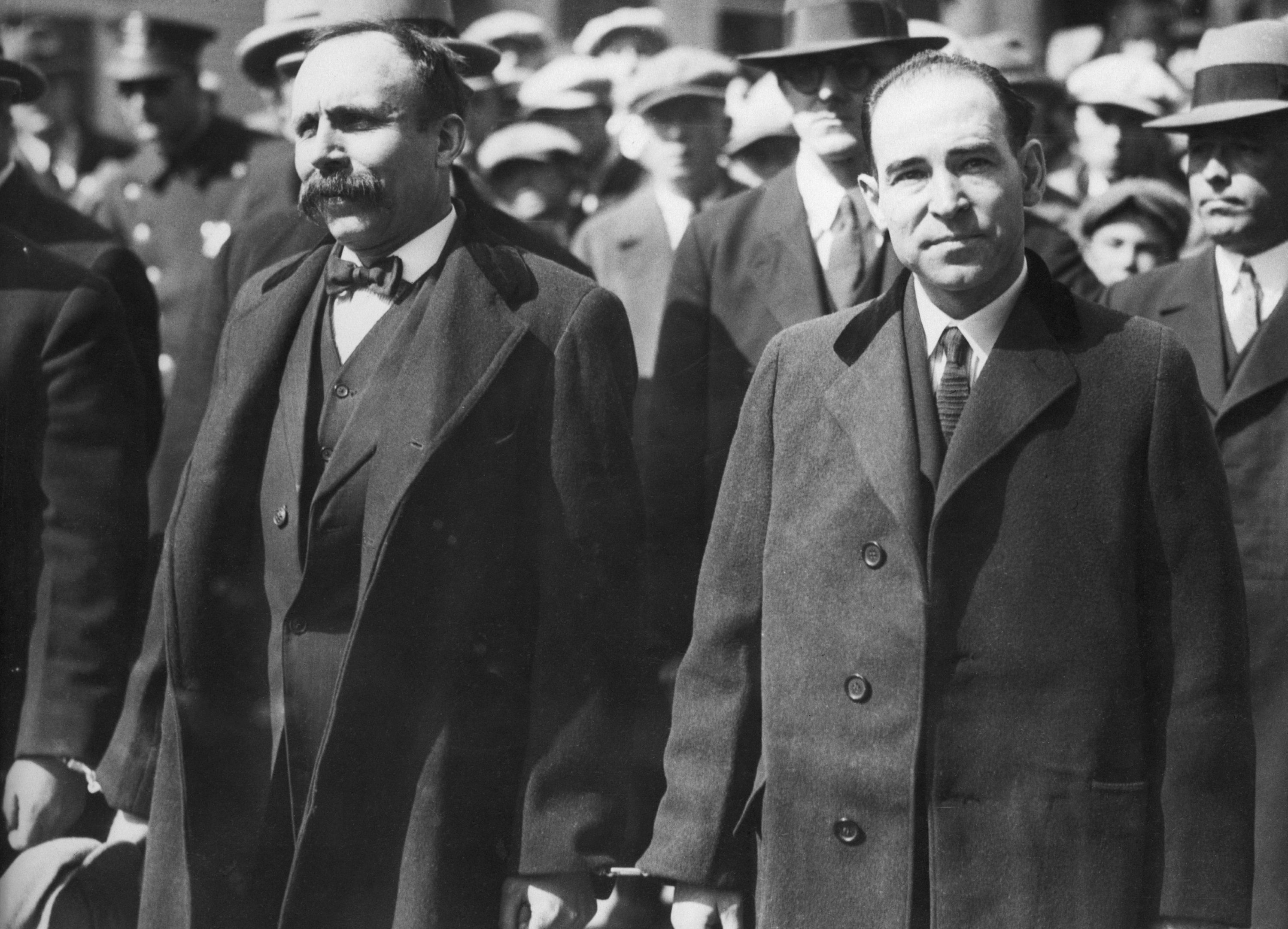 Execution of Sacco and Vanzetti Exposed Prejudice and Injustice