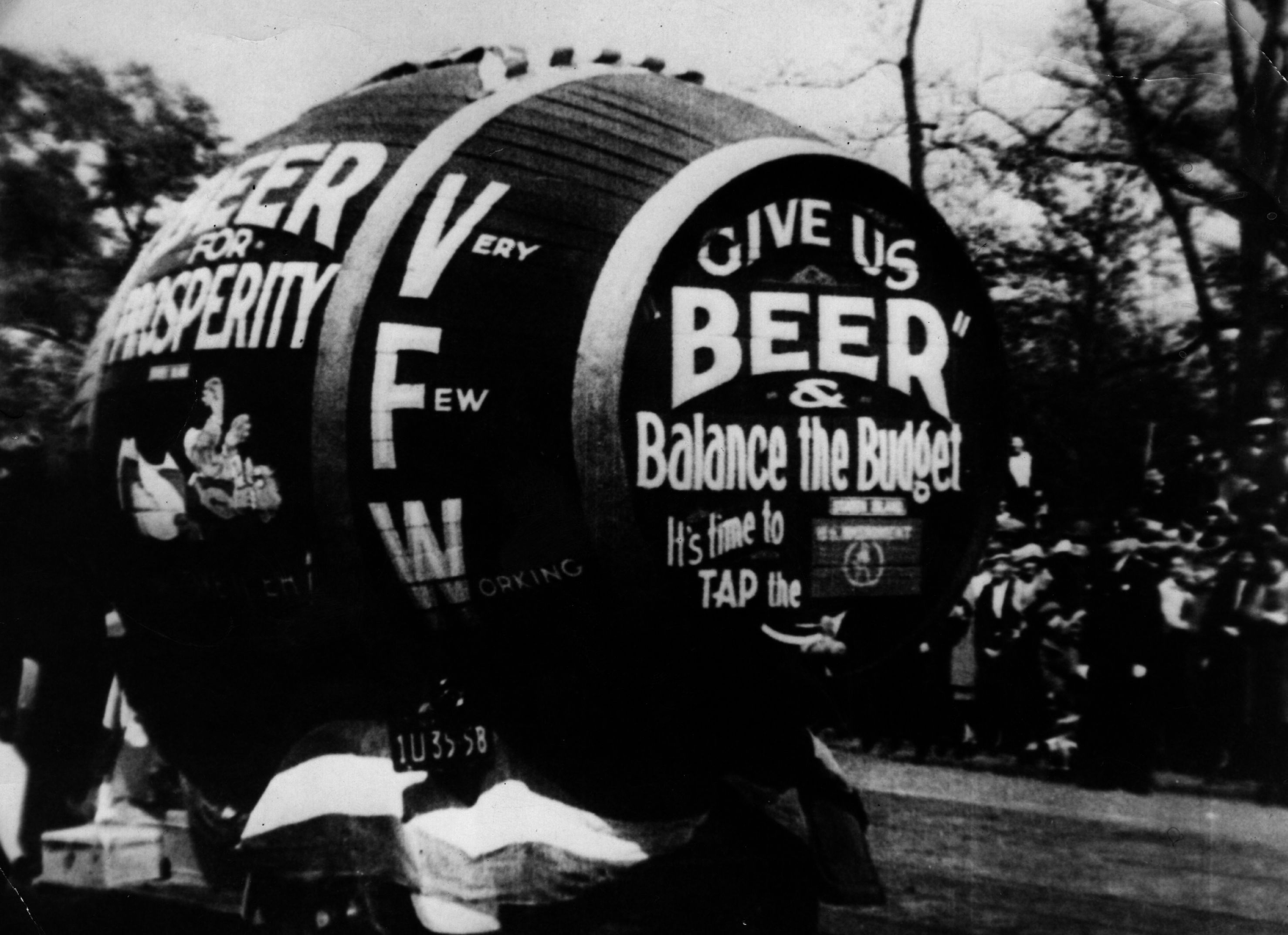 The History of Prohibition in the United States