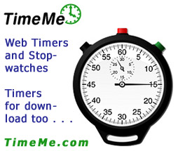 Web Timers / Stopwatches