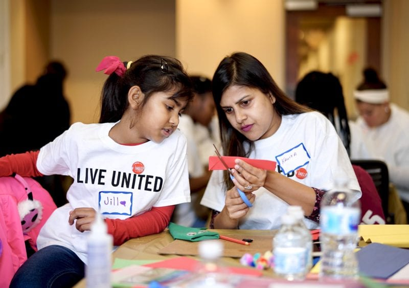 National Family Volunteer Day - United Way of Rhode Island
